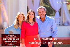 Reality show Bake Off Brasil