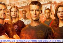 A semana de Chicago Fire