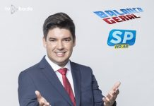 Bruno Peruka turbina audiência da Record TV
