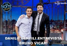 Bruno Vicari no The Noite