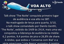 talk show the noite