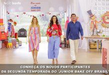 do Júnior Bake Off Brasil