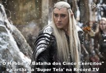 O Hobbit: A Batalha dos Cinco Exércitos é cartaz da 'Super Tela' na Record TV