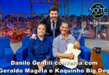 Geraldo Magela e Kaquinho Big Dog