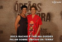 Duca Rachid e Thelma Guedes