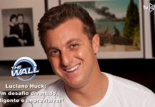 Luciano Huck The Wall
