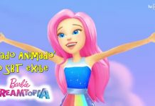 Sábado Animado do SBT exibe barbie dreamtopia