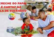 a creche do papai