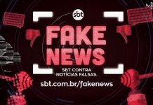 Fake News na mira do SBT