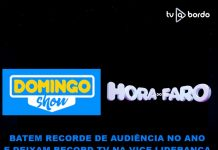 Domingo Show e Hora do Faro