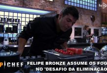 Felipe Bronze assume os fogões