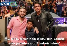 MC G15, Bruninho e MC Bin Laden