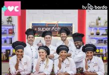 SuperChef Celebridades 2019