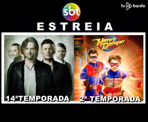 SOBRENATURAL E HENRY DANGER