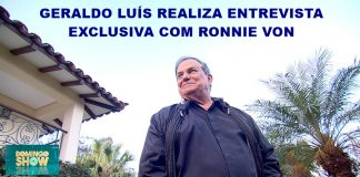 ENTREVISTA EXCLUSIVA COM RONNIE VON
