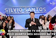 SBT supera Record TV