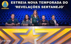 NOVA TEMPORADA DO REVELAÇÕES SERTANEJO
