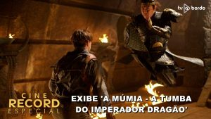 tumba do imperador dragão
