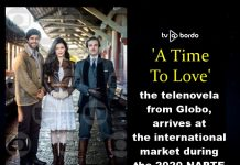 the telenovela from Globo, arrives at the international market during the 2020 NAPTE