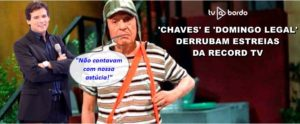 chaves e domingo legal