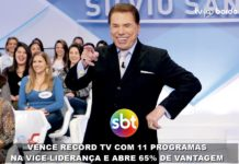 SBT VENCE RECORD TV