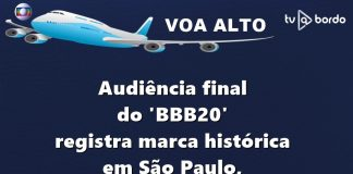 audiência final do BBB20