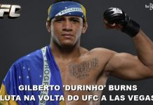 GILBERTO DURINHO BURNS