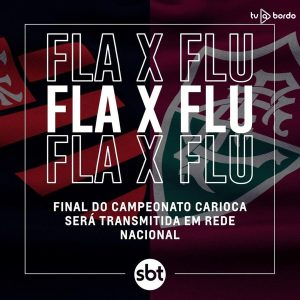 FLA X FLU no SBT