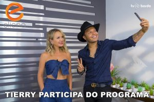 Tierry participa do programa 'Eliana'