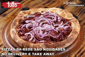 Pizzas do Tutto Nhoque são novidades no delivery e take away